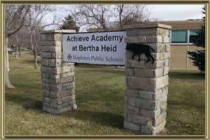 Achieve Academy at Bertha Heid School