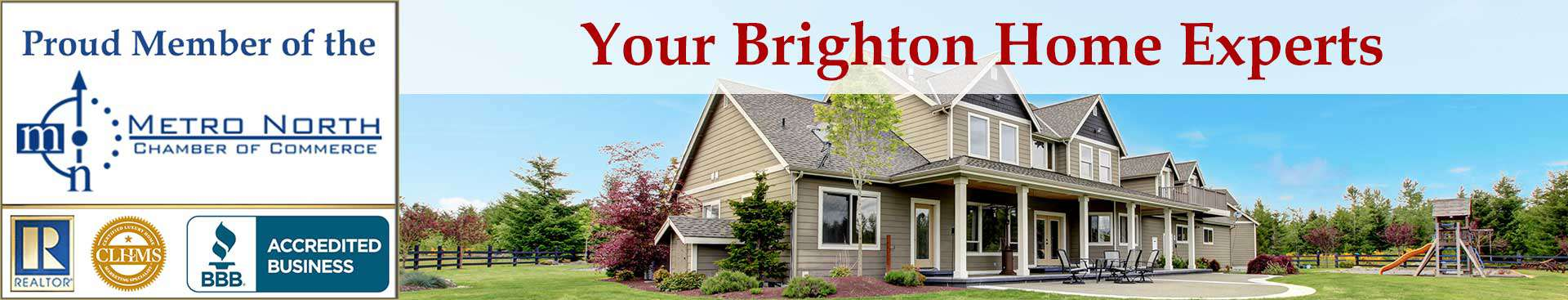 Brighton CO Organizational Banner