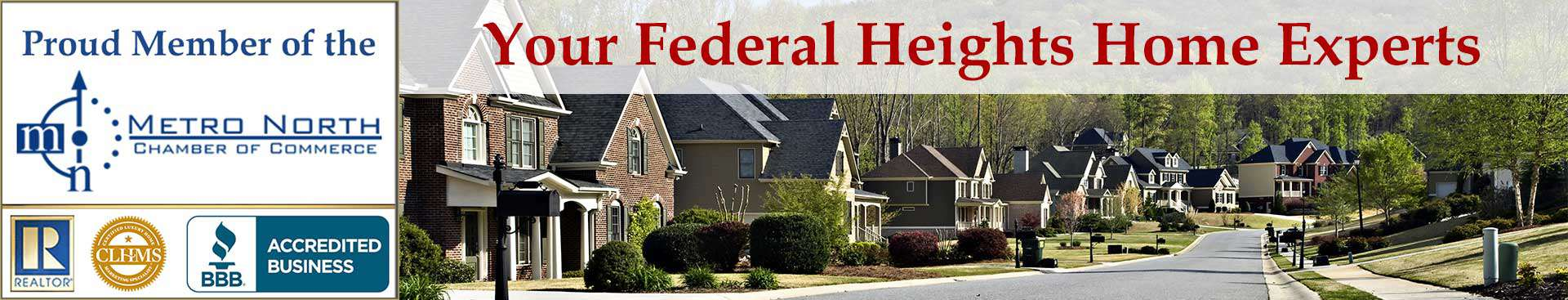 Federal Heights CO Accreditations Banner