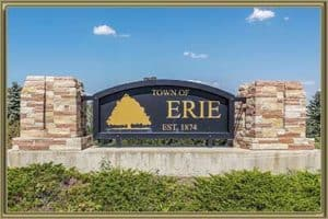 Homes for sale in Erie CO