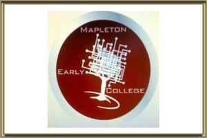 Mapleton Early College High School