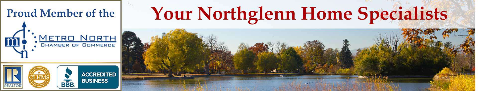 Northglenn CO Organizational Banner