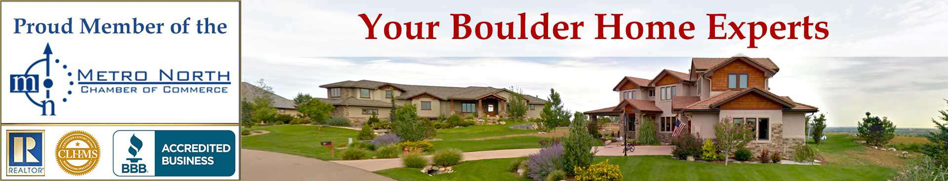 Boulder Colorado Accreditations Banner