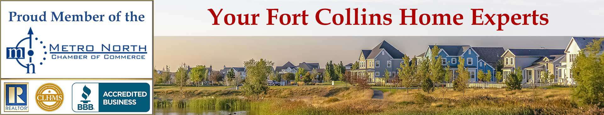 Fort Collins Accreditations Banner