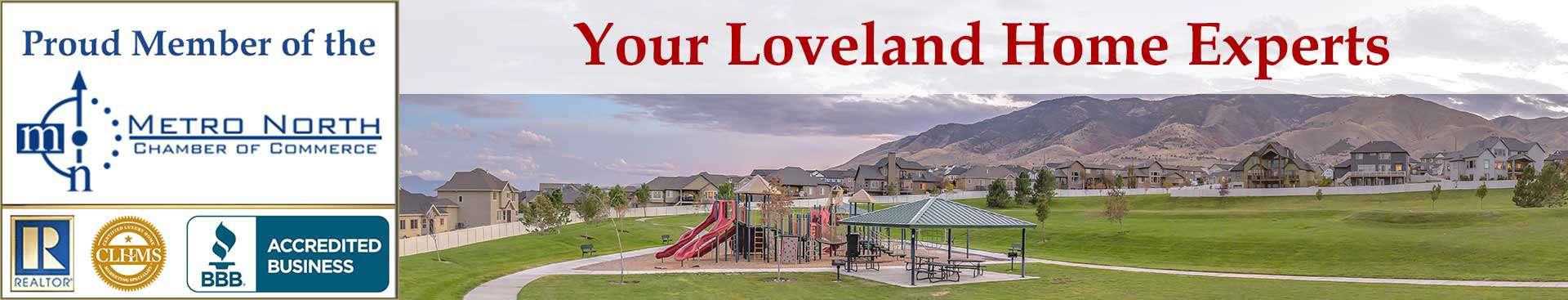 Loveland Accreditations Banner