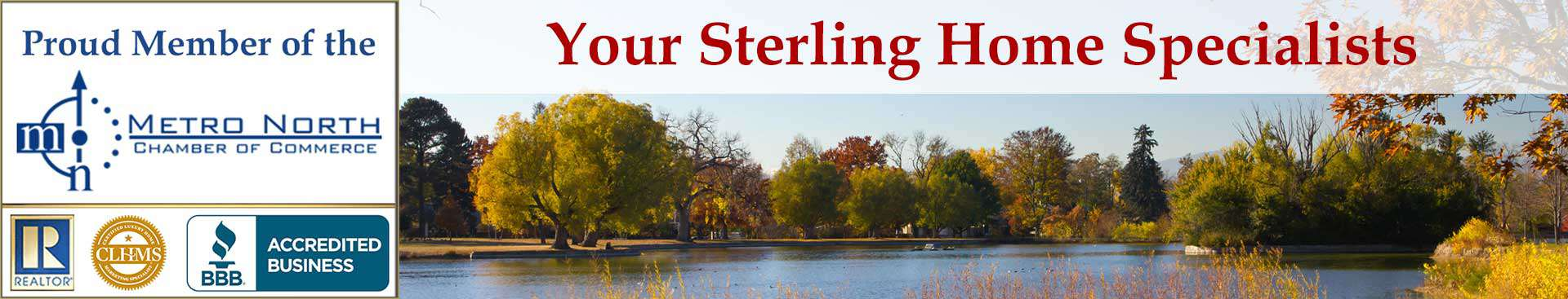 Sterling Accreditations Banner
