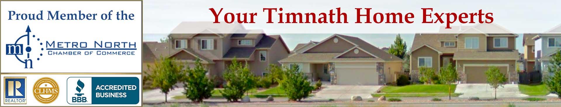 Timnath Accreditations Banner