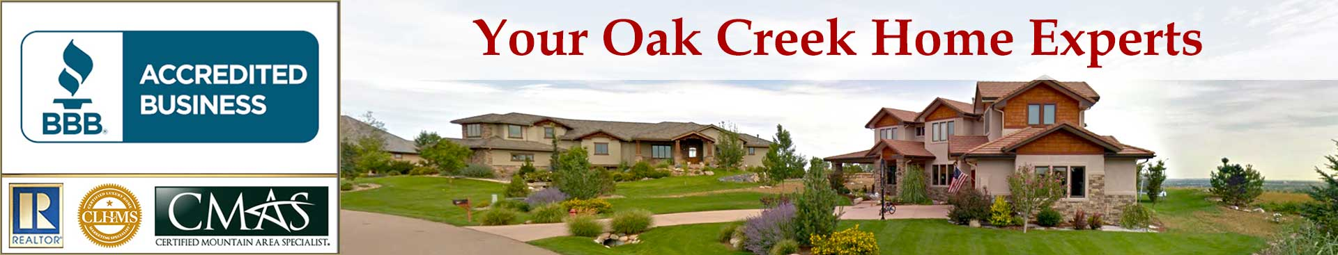 Oak Creek Accreditations Banner