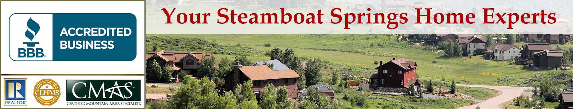 Steamboat Springs Accreditations Banner