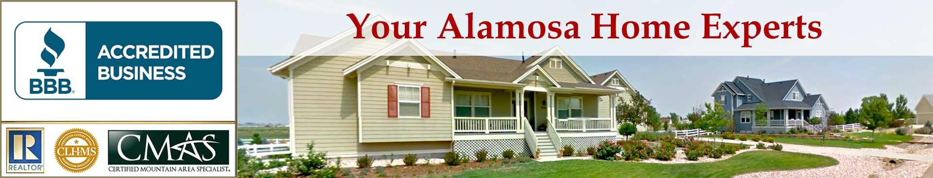 Alamosa Accreditations Banner