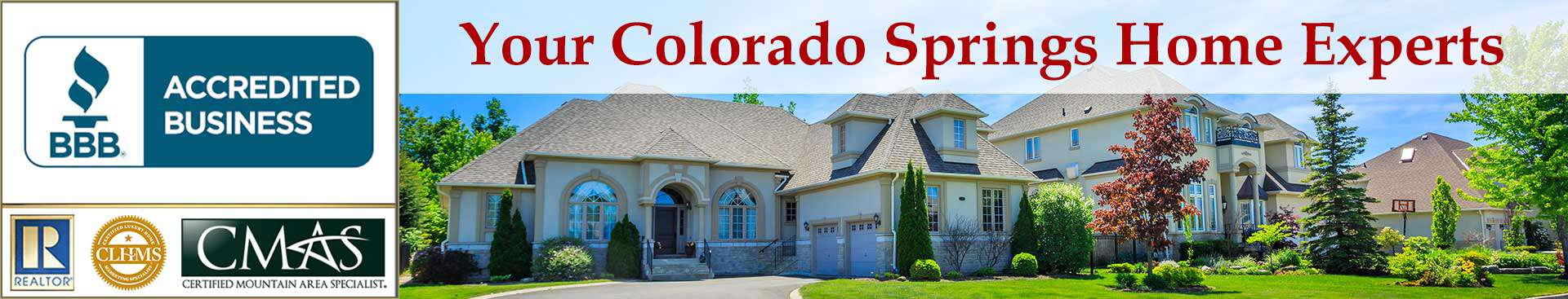 Colorado Springs Accreditations Banner