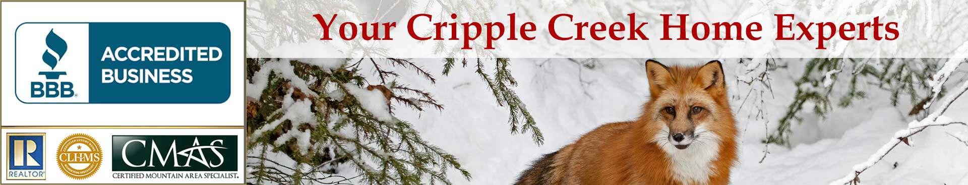 Cripple Creek Accreditations Banner