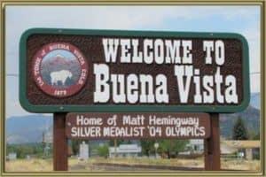 Homes in Buena Vista CO