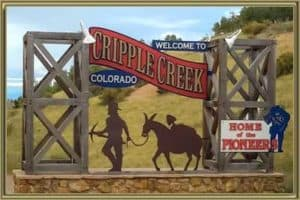 Homes in Cripple Creek CO