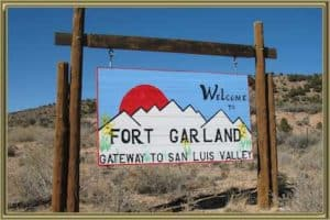 Homes in Fort Garland CO