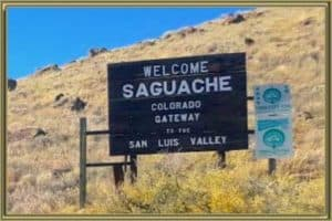 Homes in Saguache CO