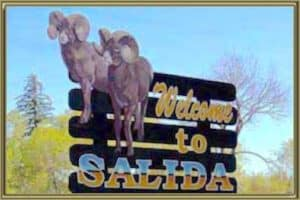 Homes in Salida CO