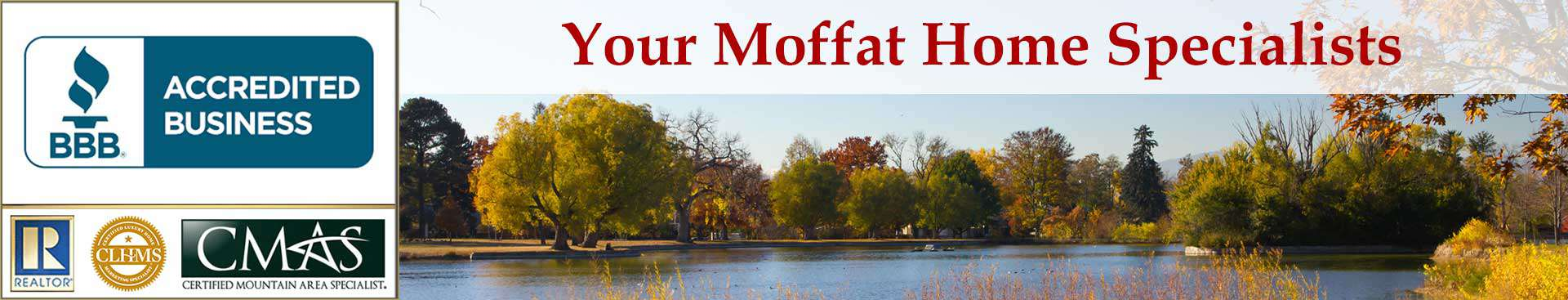 Moffat Accreditations Banner