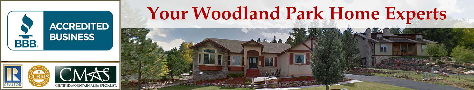 Woodland Park Accreditations Banner