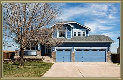Front of Home at 28027 Meadowlark Dr