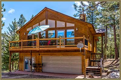 Mountain Home For Sale at 892 Yellow Pine Dr Bailey, CO