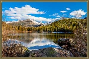 Hiking Trails in Evergreen, Colorado